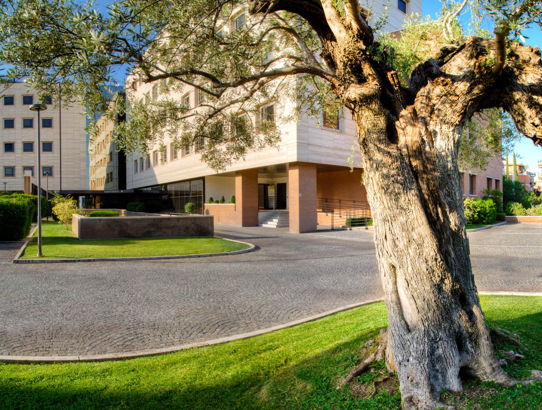Gea Congress- Centro Congressi Auditorium Aurelia - Ingresso