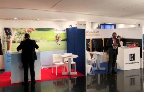Gea Congress - Foyer - Allestimento Stand