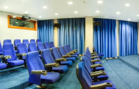Gea Congress - Sala Cinema