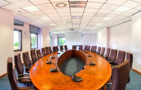 Gea Congress - Sala Consiliare