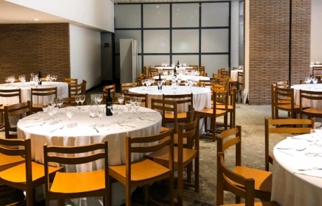 Gea Congress - Sala-Orione - Allestimento Catering