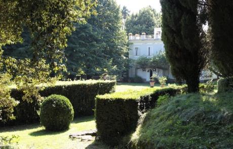 Gea Congress - Villa Lina - Casa Vostra - Esterno