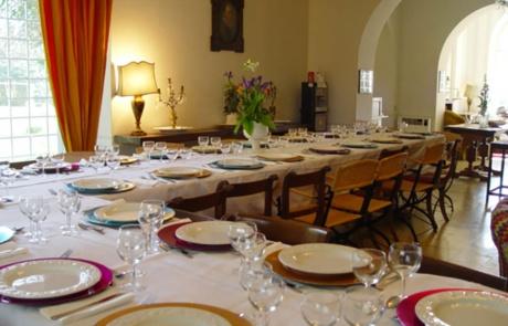 Gea Congress - Villa Lina - Casa Vostra - Sala-Pranzo