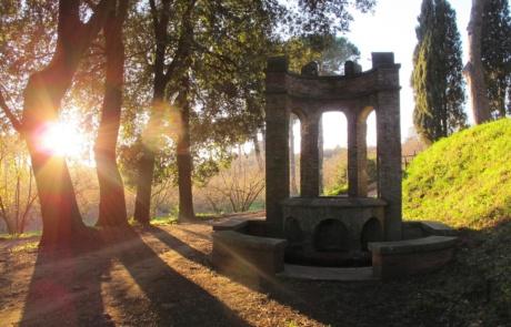 Gea Congress - Villa Lina - Parco- Ninfeo